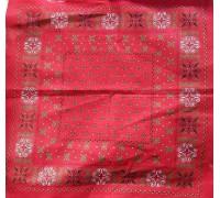 Бандана красная 3