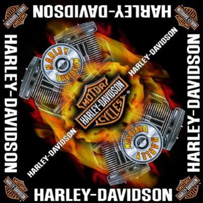 Бандана Harley Davidson 2
