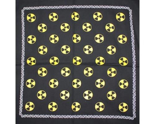 Бандана Радиация 1