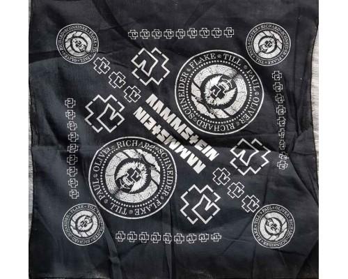 Бандана Rammstein 1