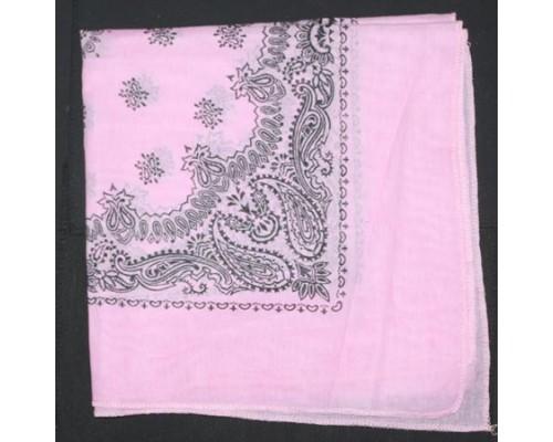 Бандана Розовая 1