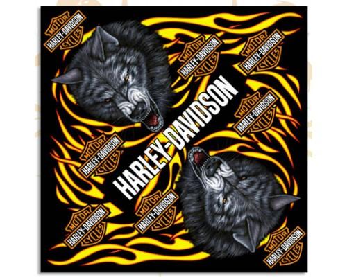 Бандана Harley Davidson 4