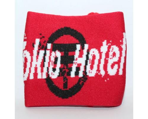 Напульсник тканевый  Tokyo Hotel 1