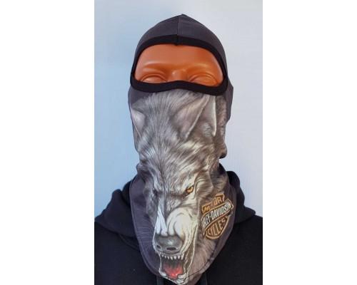 Маска-Балаклава Волк 1