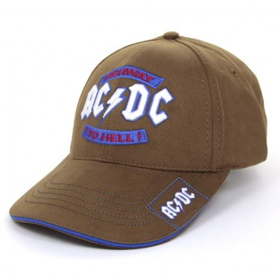 Бейсболка AC/DC 6