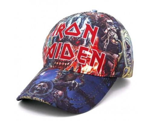 Бейсболка Iron Maiden 3