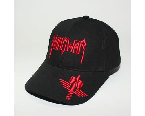 Бейсболка Manowar 2