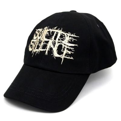 Бейсболка Suicide Silence 1