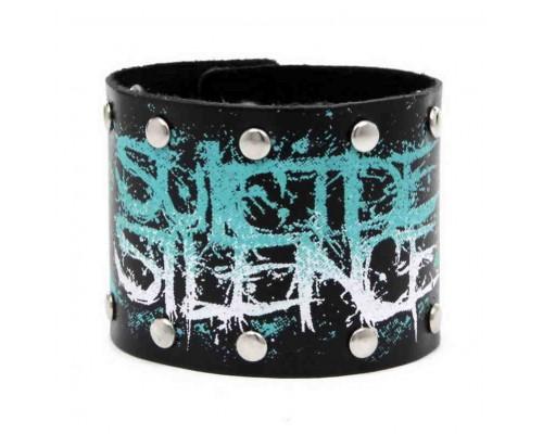 Напульсник Suicide Silence 1