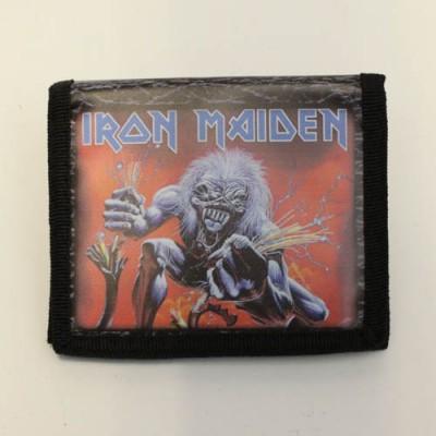 Кошелек Iron Maiden 1