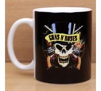 Кружка Guns N Roses kr1