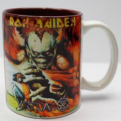 Кружка Iron Maiden 1