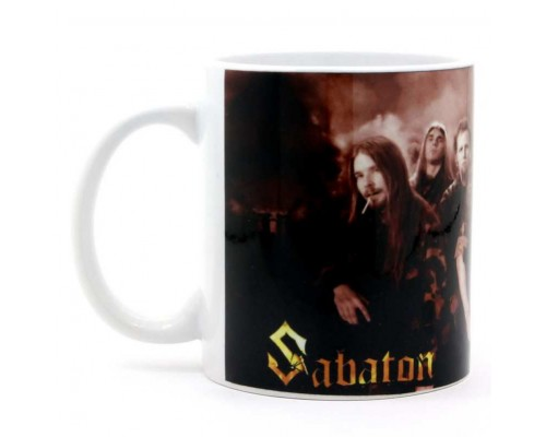 Кружка Sabaton 1