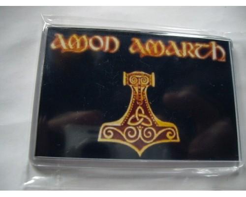 Магнит Amon Amarth 2