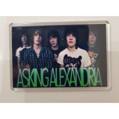 Магнит Asking Alexandria 1