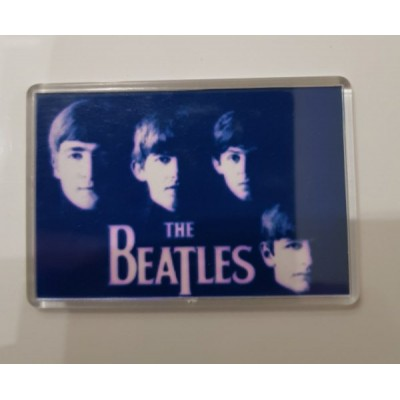Магнит The Beatles 1