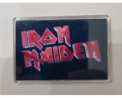 Магнит Iron Maiden 1