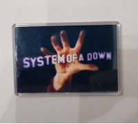 Магнит System Of A Down 1