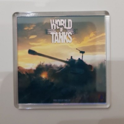 Магнит World Of Tanks 1
