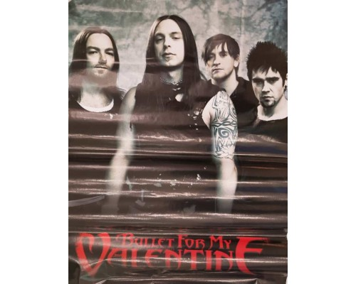 Плакат Bullet For My Valentine 1