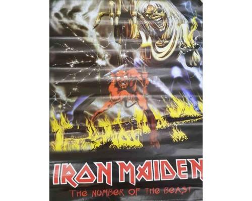 Плакат Iron Maiden 1