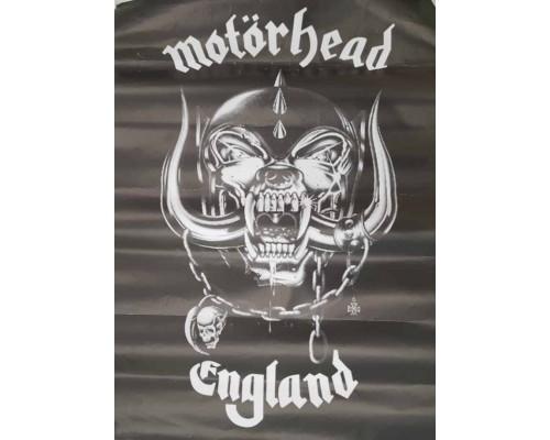 Плакат Motorhead 1