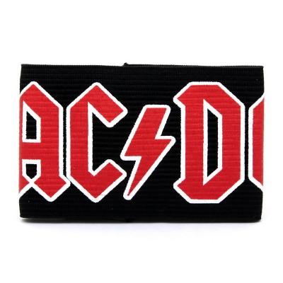 Браслет резиновый AC/DC 1