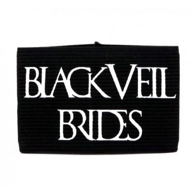 Браслет резиновый Black Veil Brides