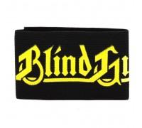 Браслет резиновый Blind Guardian