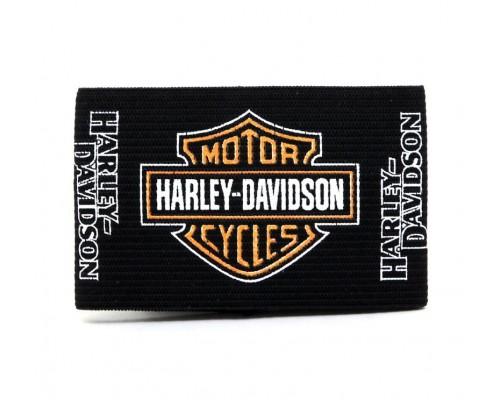 Браслет резиновый Harley Davidson