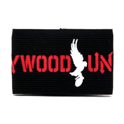 Браслет резиновый Hollywood Undead
