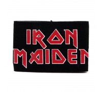 Браслет резиновый Iron Maiden 1