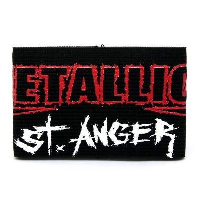 Браслет резиновый Metallica 1