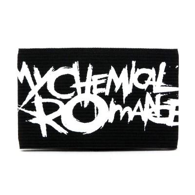 Браслет резиновый My Chemical Romance 1