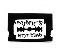 Браслет резиновый Punk's not dead