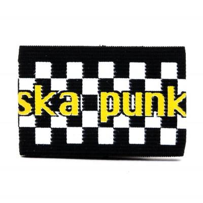 Браслет резиновый Ska Punk