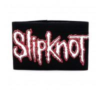 Браслет резиновый Slipknot