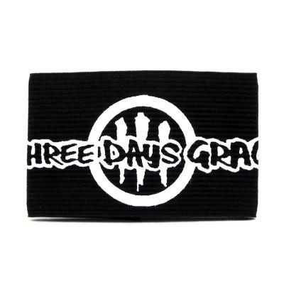 Браслет резиновый Three Days Grace 1