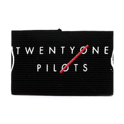 Браслет резиновый Twenty one pilots