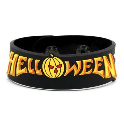 Браслет силиконовый Helloween 1