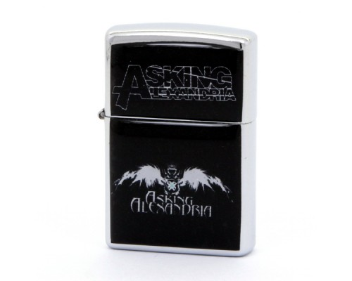 Зажигалка Asking Alexandria 1
