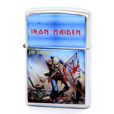 Зажигалка Iron Maiden 1