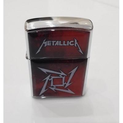 Зажигалка Metallica 1