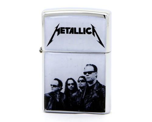 Зажигалка Metallica 2
