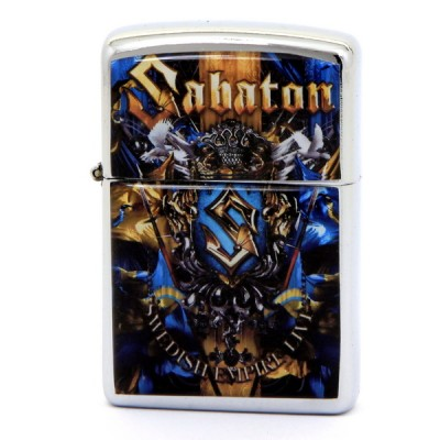 Зажигалка Sabaton 1