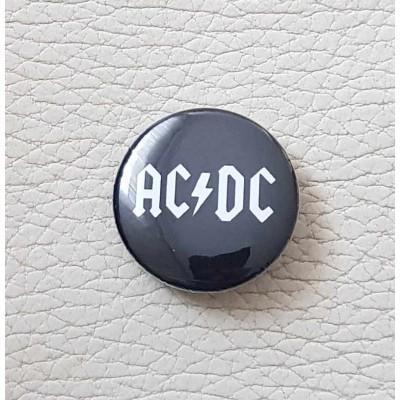 Значок AC/DC 3