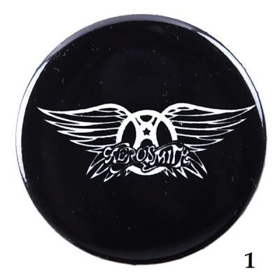 Значок Aerosmith 1