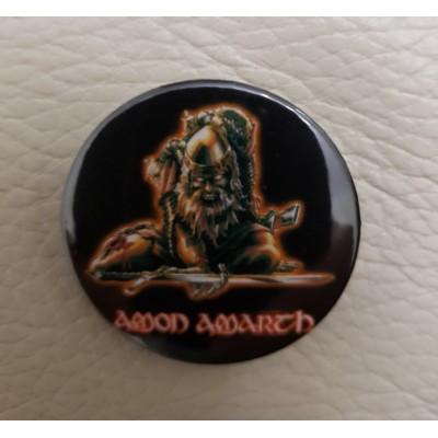 Значок Amon Amarth 1