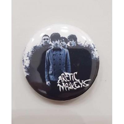 Значок Arctic Monkeys 2