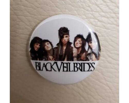 Значок Black Veil Brides 1